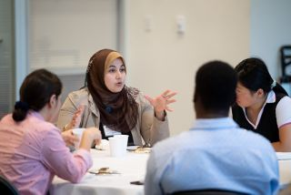 Postdoctoral fellow Faten Okda, DVM, PhD, shares her experience.