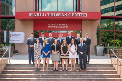 Graduate School group photo