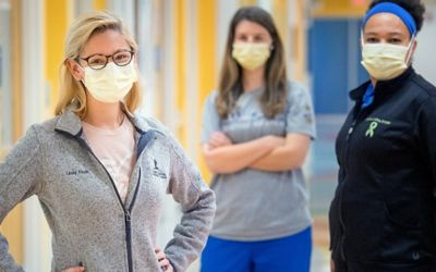 Nurse residency transitions students into professionals