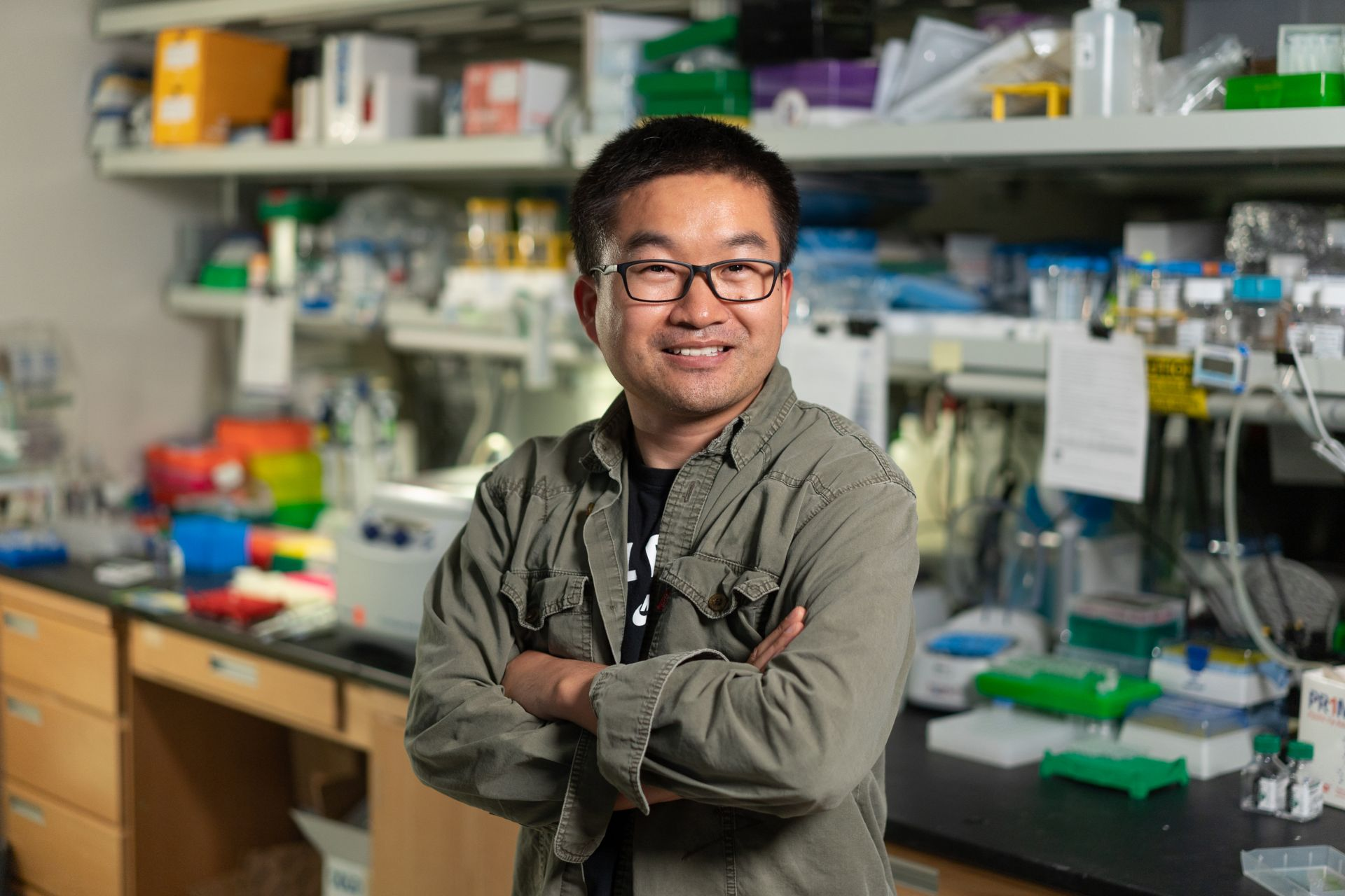 Andy Zhao, PhD