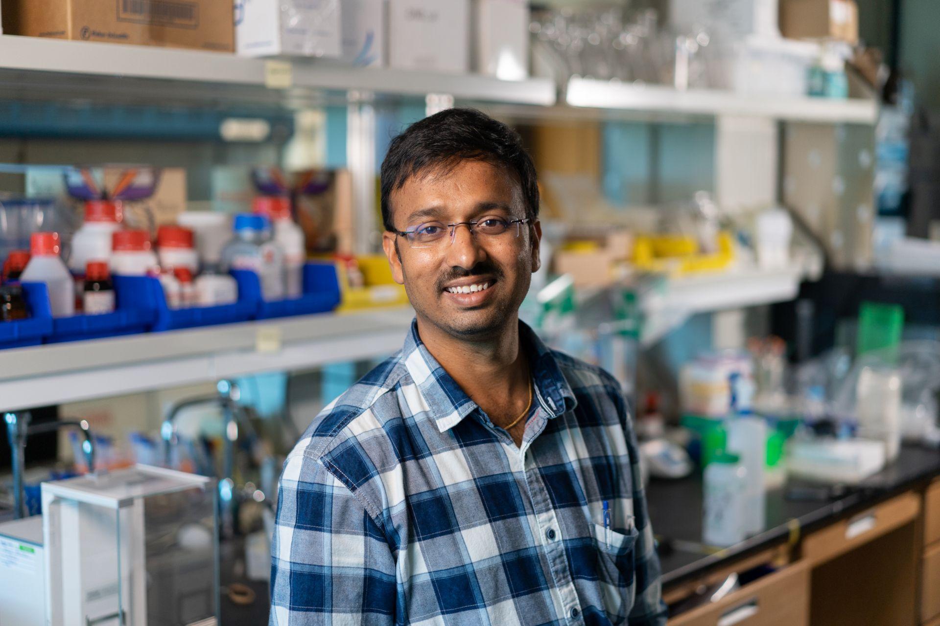 Suresh Kandikonda, PhD