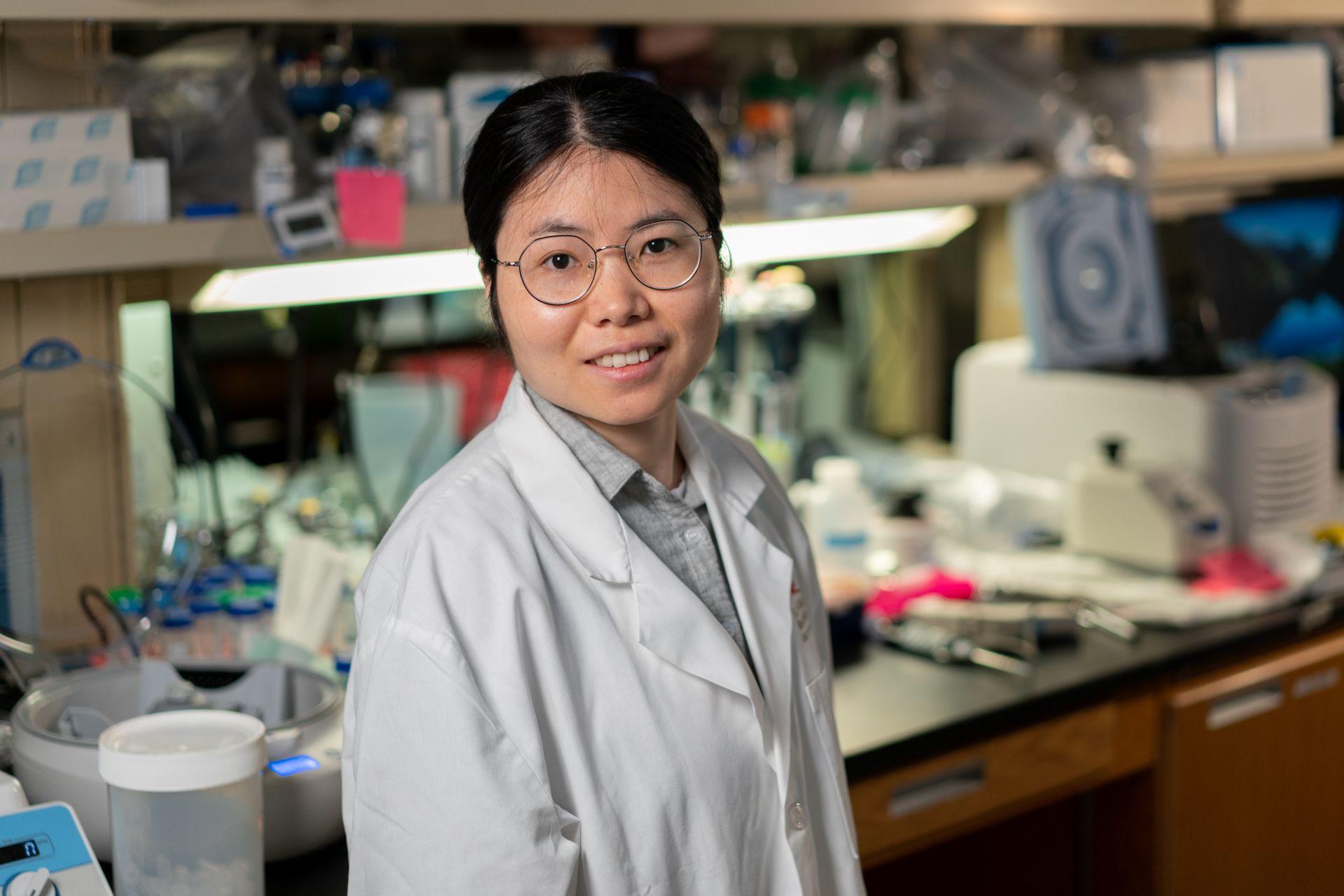 Meiqin Jiang, PhD