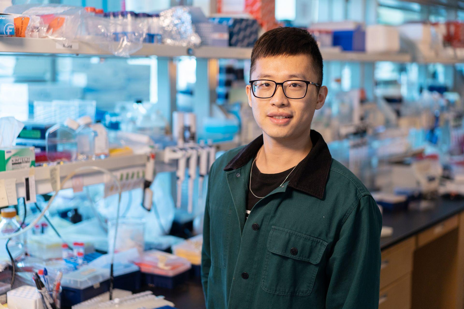 Weinan Qiu, PhD