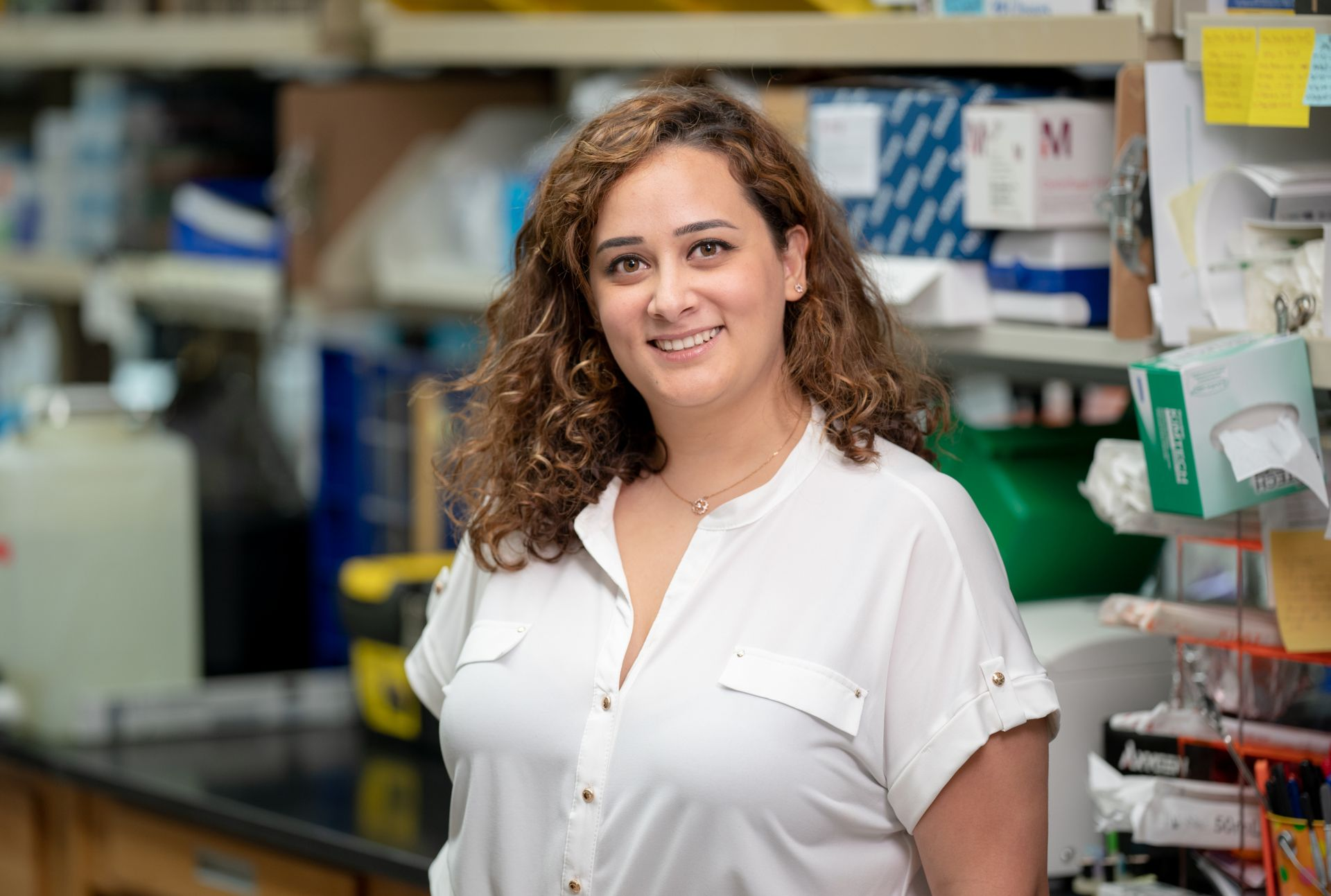 Hanane Khoury, PhD