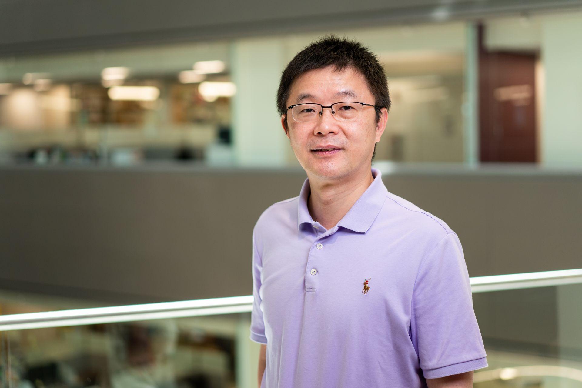 Michael Wang, PhD