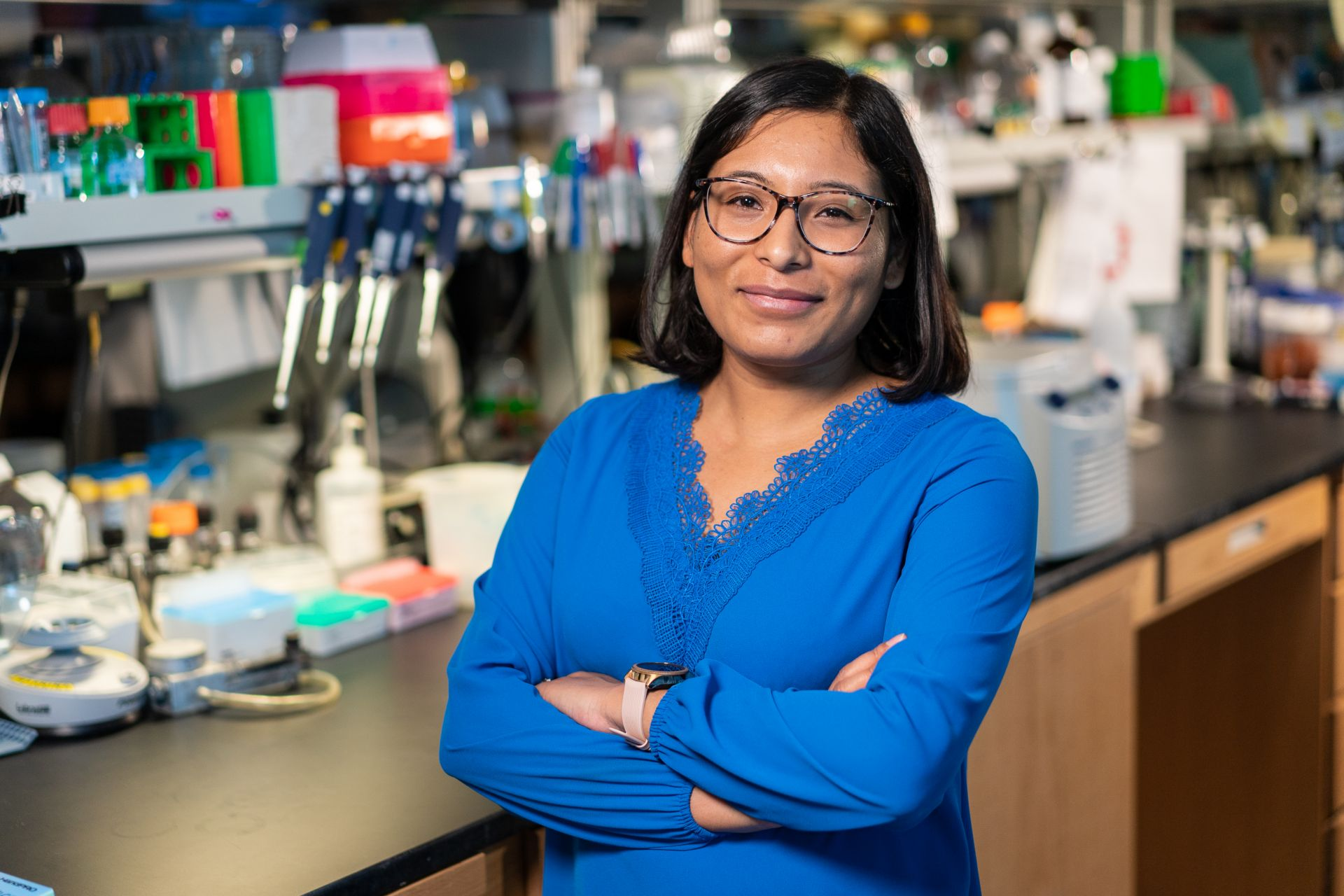 Sabina Ranjit, PhD