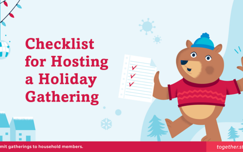 Checklist for Hosting a Holiday Gathering