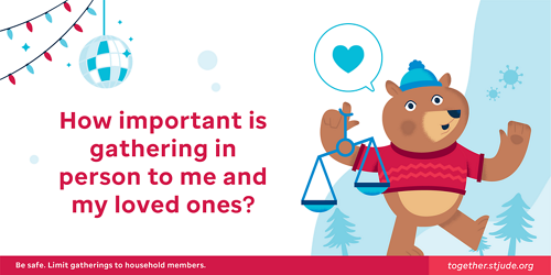 How important is gathering in person to me and my loved ones?
