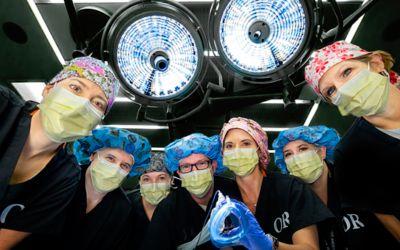 St. Jude nurse anesthetists celebrate CRNA Week