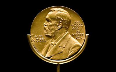 image of Nobel medal