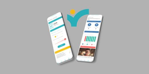 Our prototype InCharge Health app is a customized product for the sickle cell disease population.