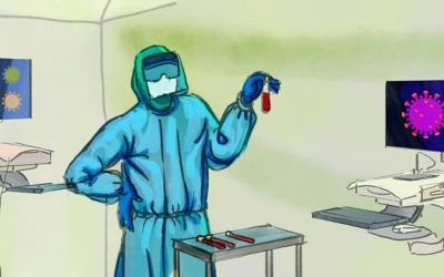 The enhanced role of an infectious disease specialist