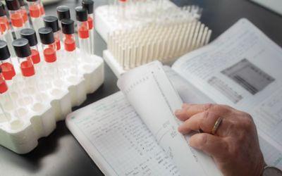 Blazing through new territory to fight a devastating neurodegenerative disease