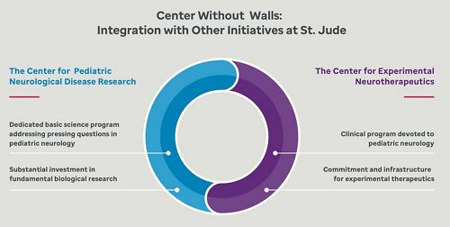 Center Without Walls: Integration with Other Initiatives at St. Jude