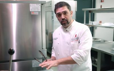 St. Jude helps employees connect through virtual holiday cooking event