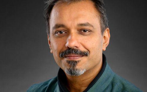 Portrait of Aseem Ansari