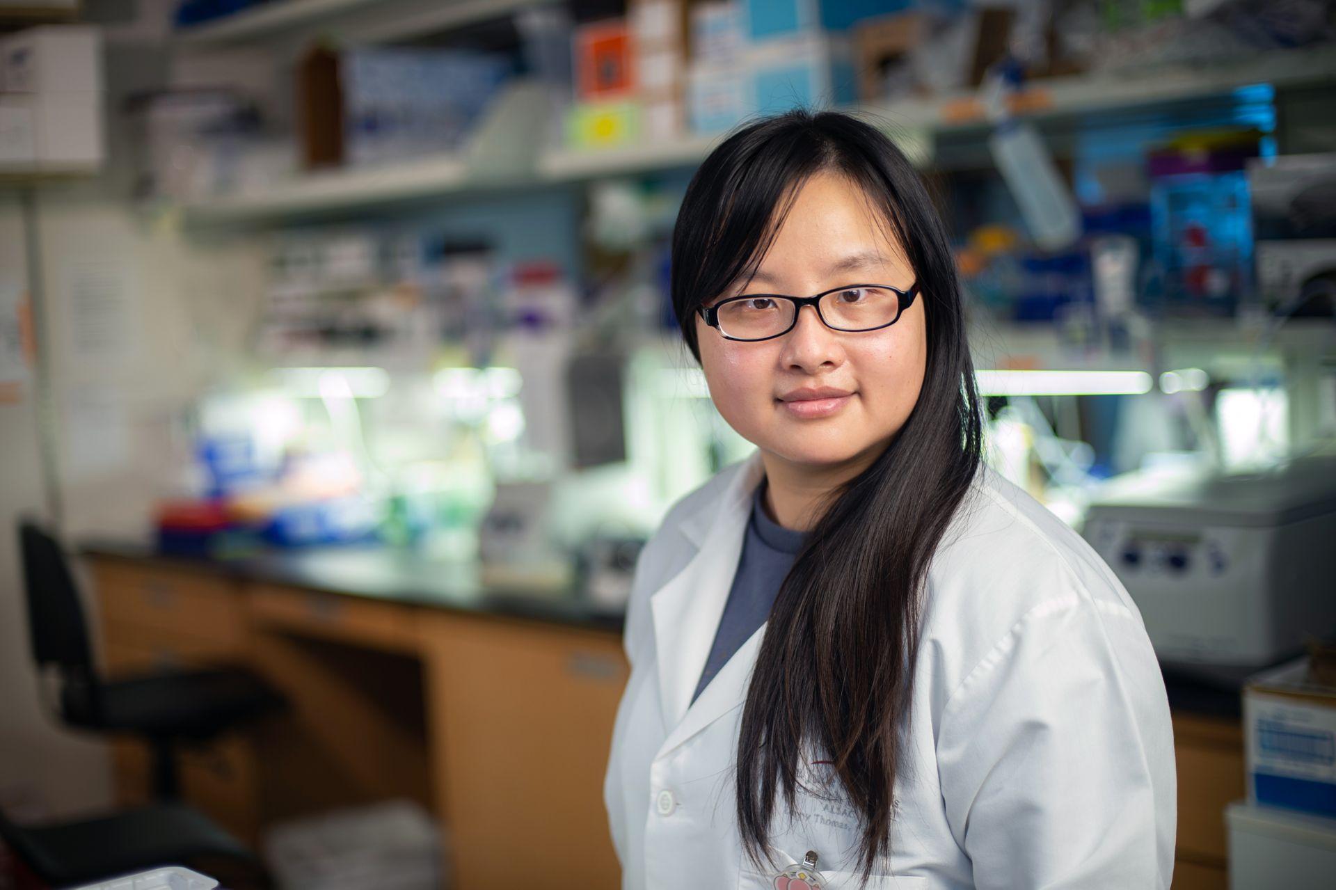 Lu Bai, PhD