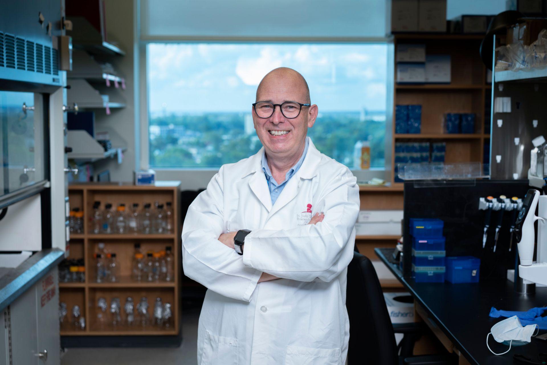 Eric Bonten, PhD