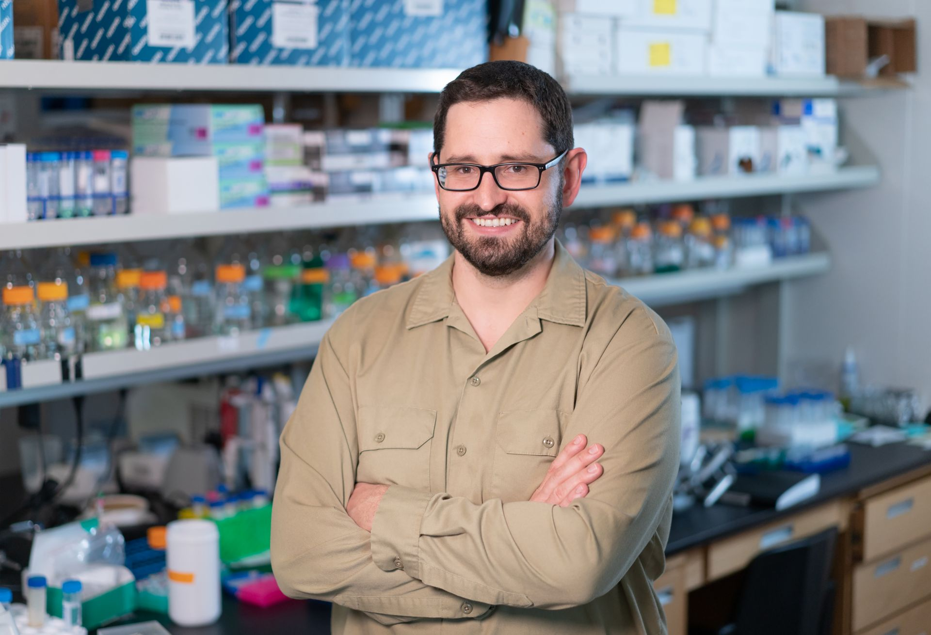 Wade Borcherds, PhD