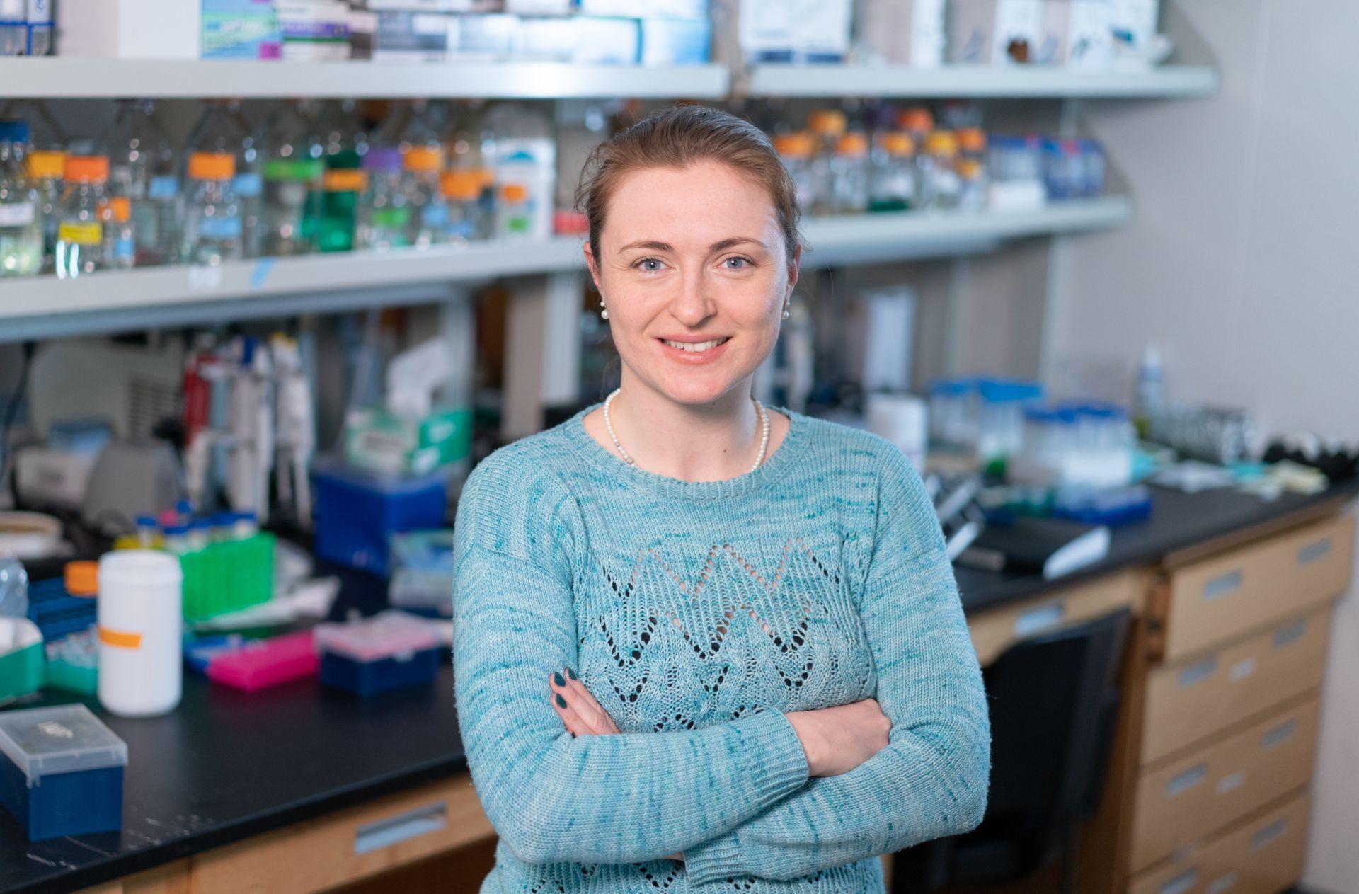 Madeleine Borgia, PhD