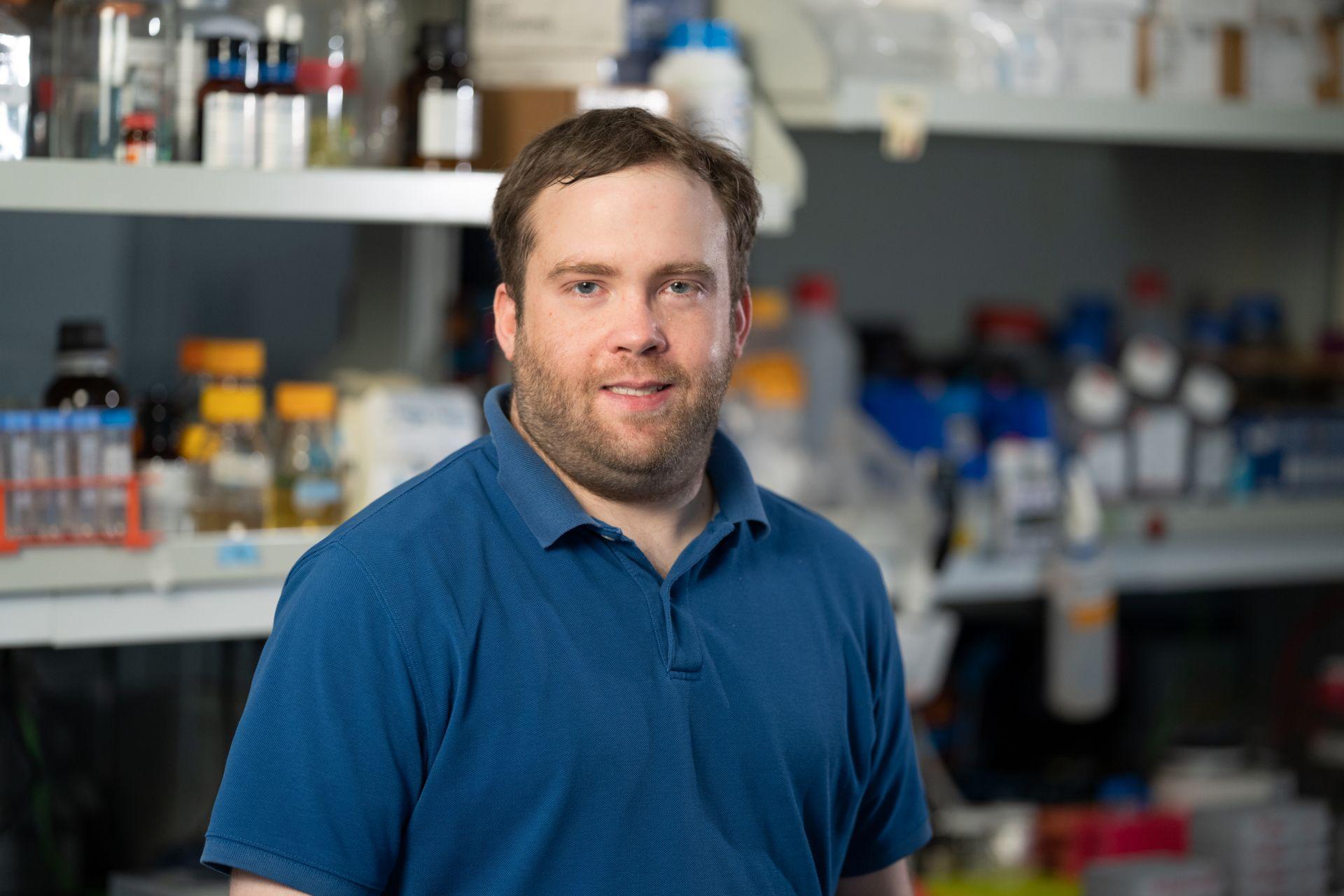 Cameron Buchman, PhD