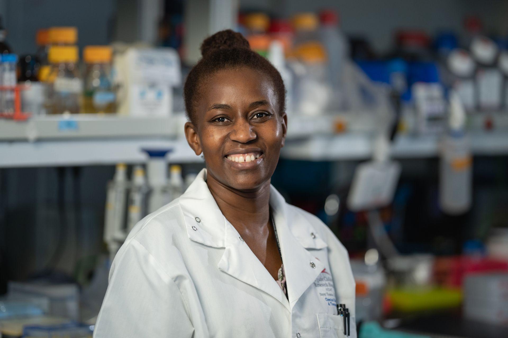 Monicah Bwayi, PhD