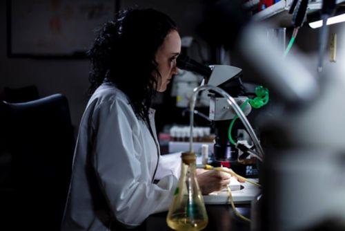 St. Jude Scientist