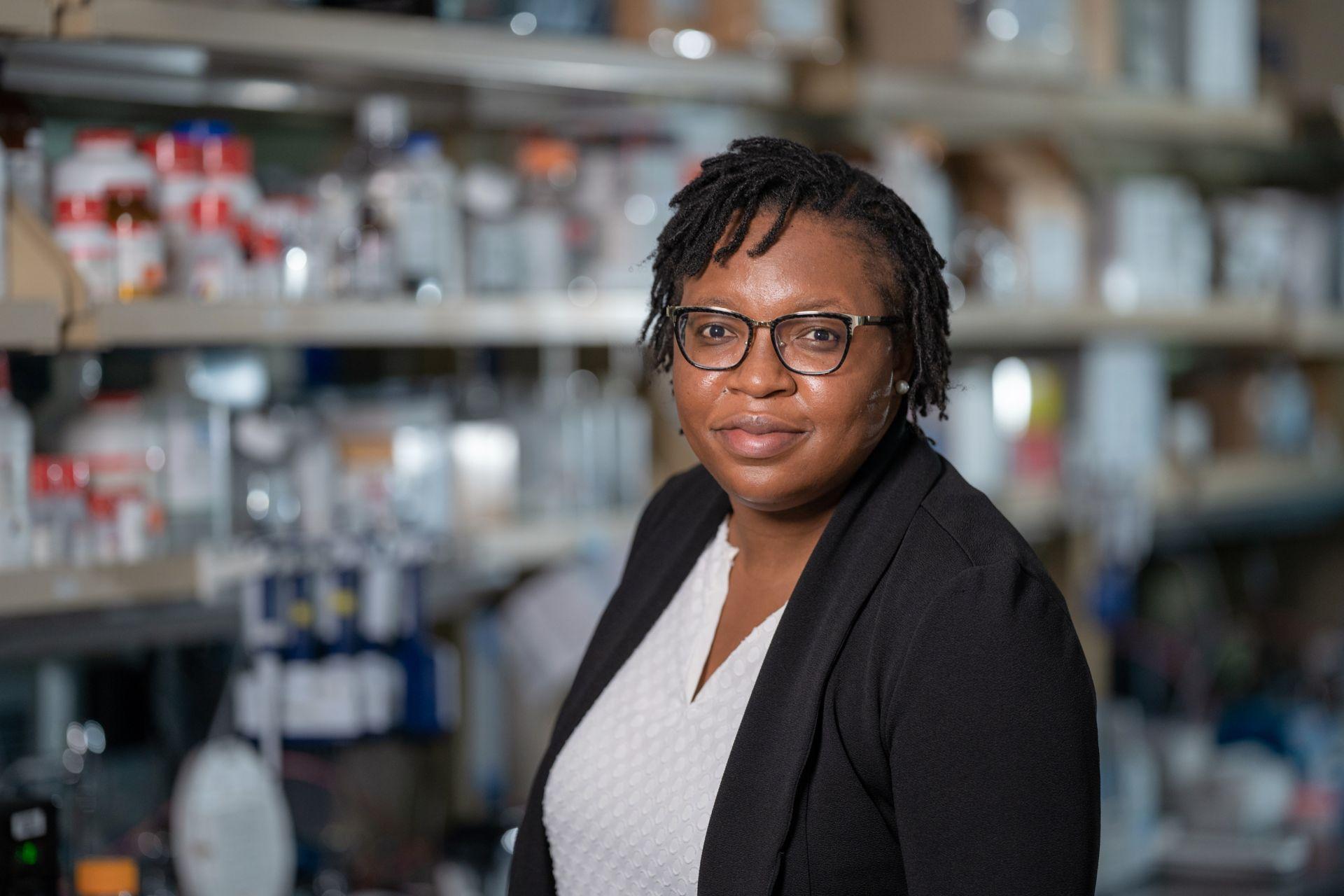 Nyasha Chambwe, PhD
