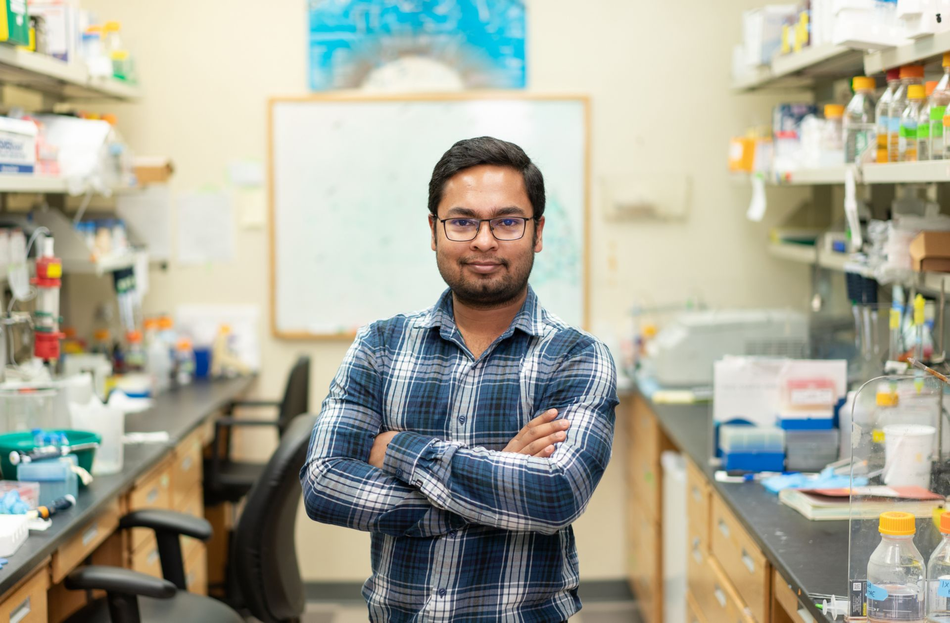 Bappaditya Chandra, PhD