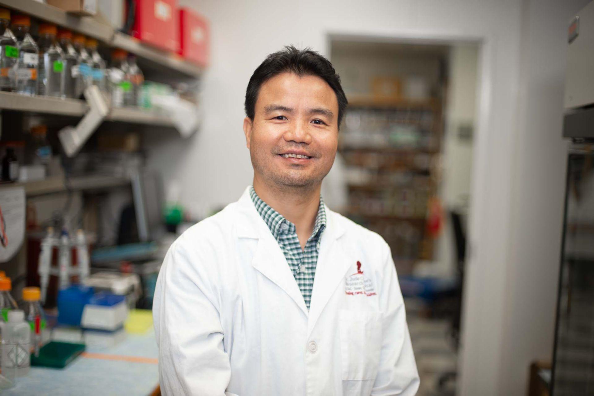Yunchao Chang, PhD