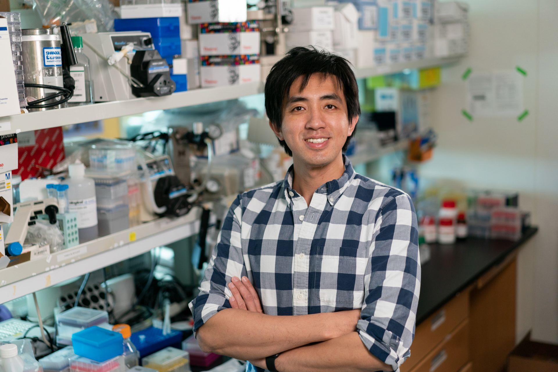Ching-Heng Chou, PhD