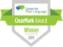 ClearMark Award Winner badge for 2019