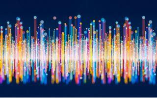 Image of data signal