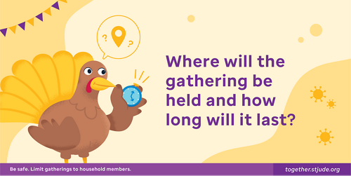 Where will the gathering be held and how long will it last?