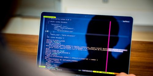 Image of computer screen