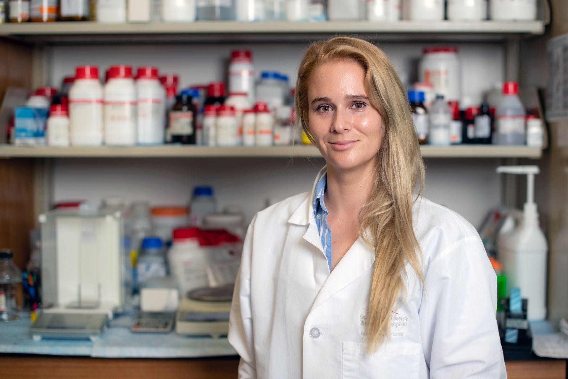 Victoria Dardov, PhD