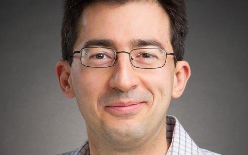 Portrait of Fabio Demontis