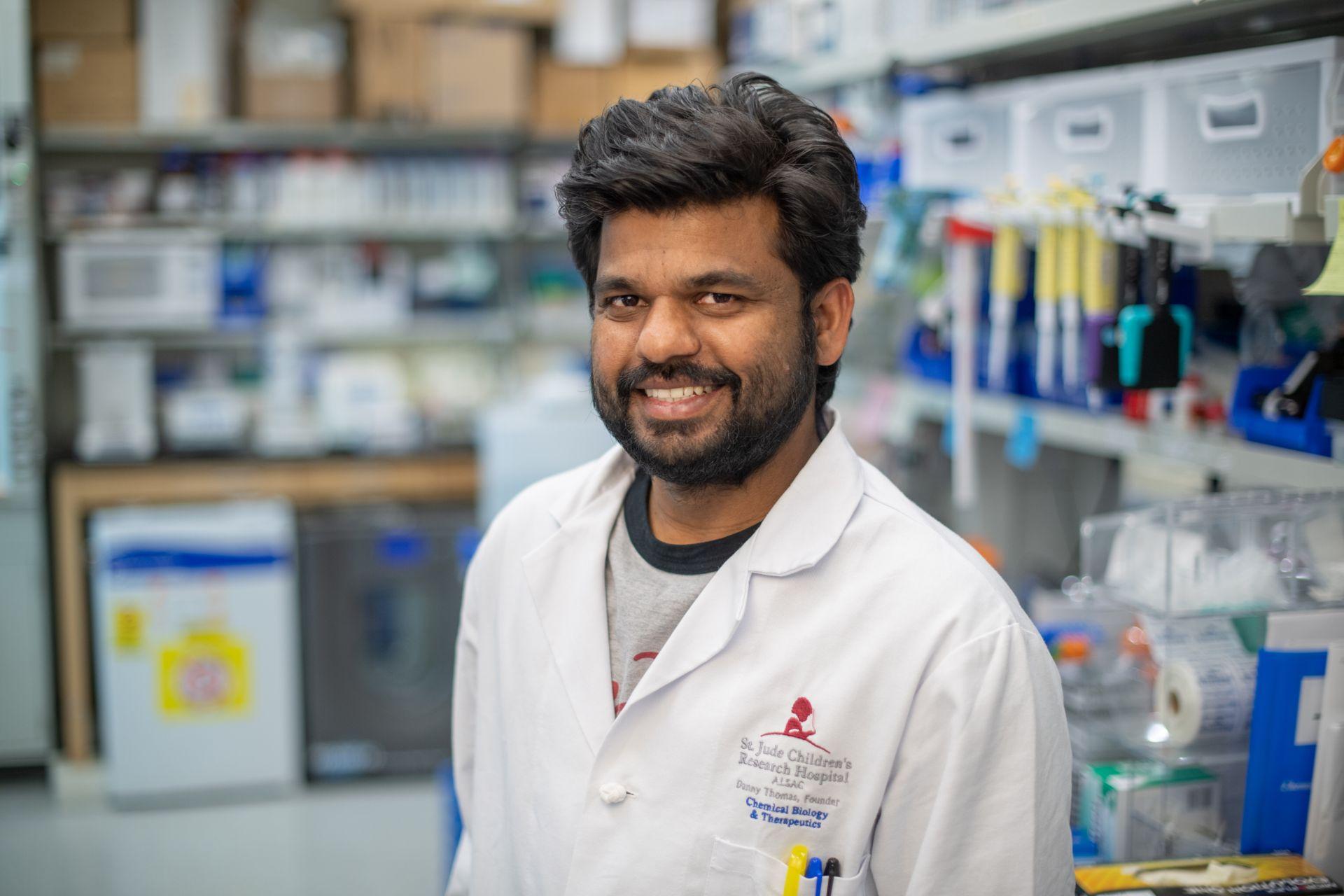 Suresh Dharuman, PhD