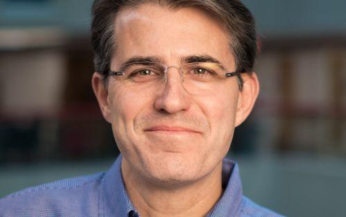 Portrait of Michael Dyer