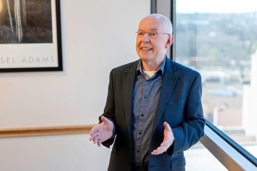 David Ellison, MBBChir, MD, PhD