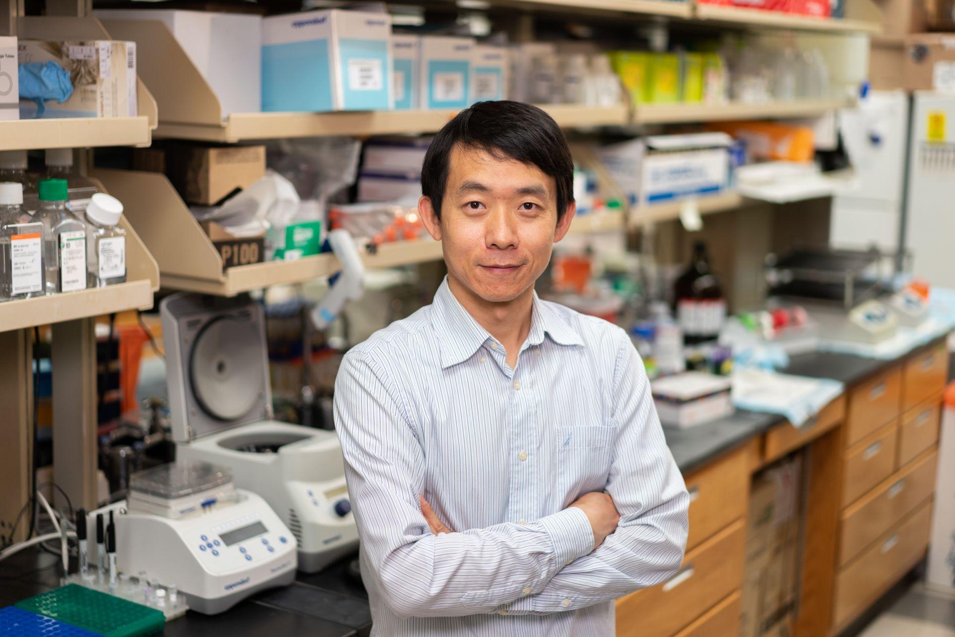 Ruopeng Feng, PhD