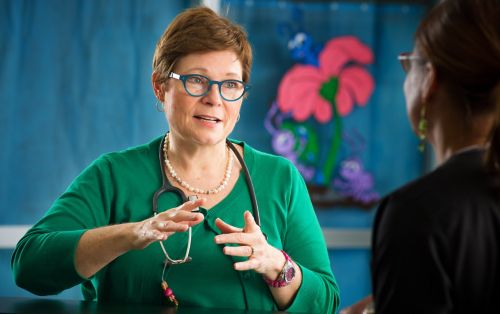 Patricia Flynn, MD, Associate Dean, Clinical Investigations MSc Program