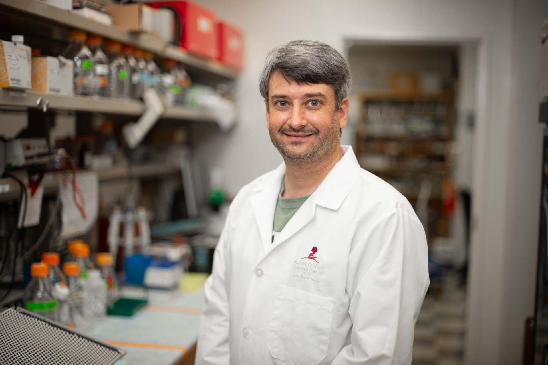 Brian Freibaum, PhD