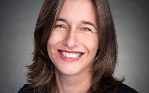 Portrait of Paola Friedrich