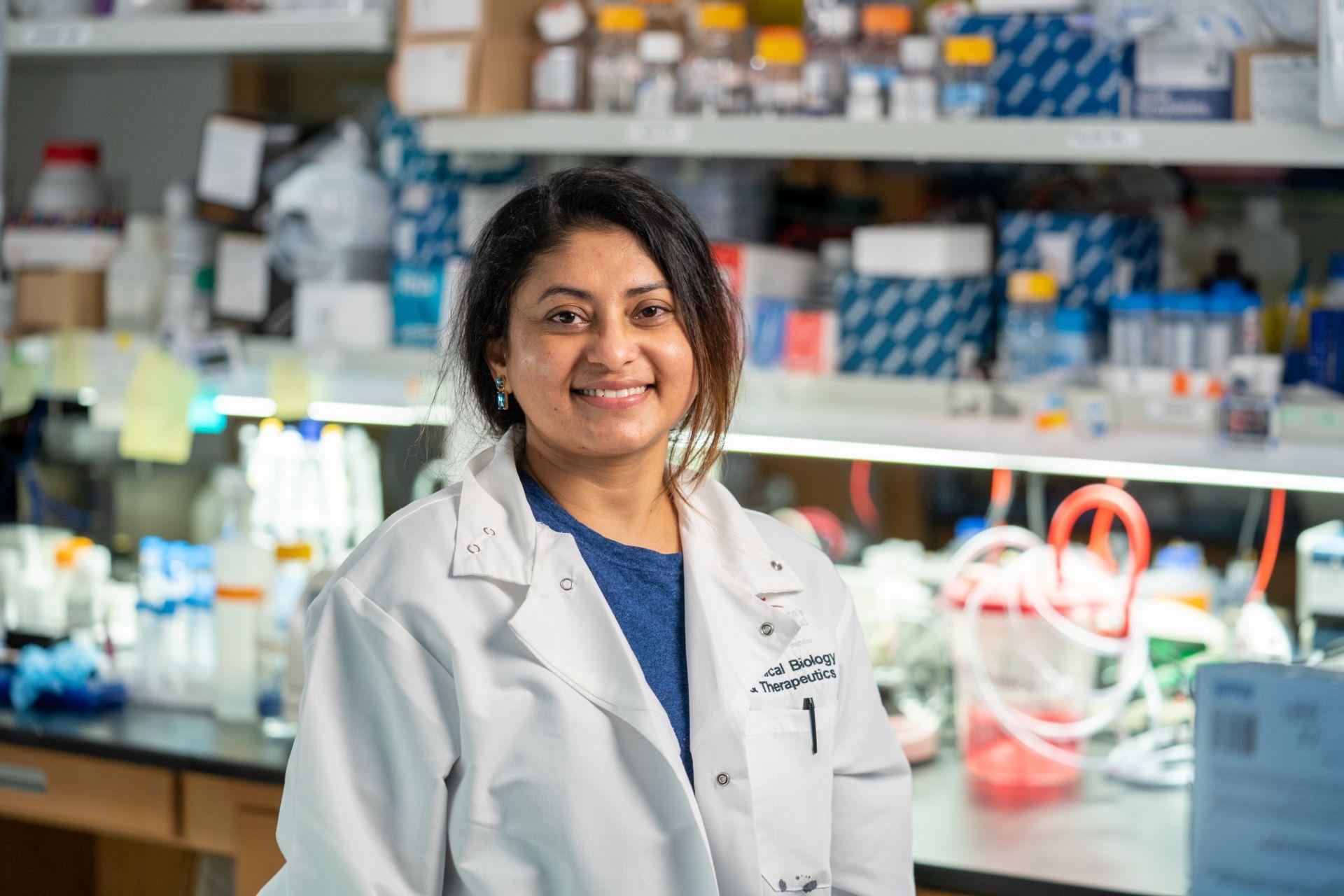 Debolina Ganguly, PhD