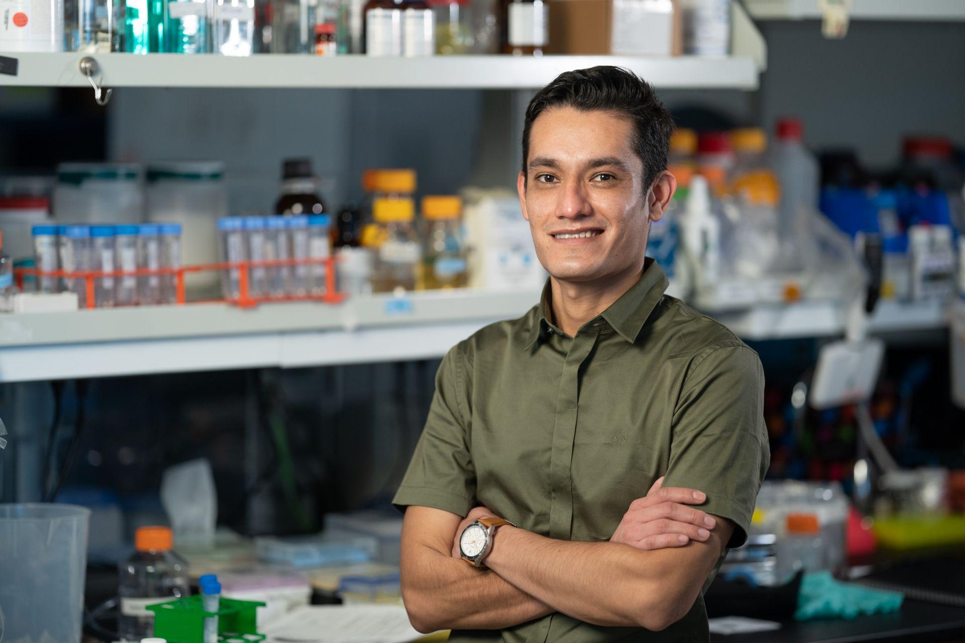 Efren Garcia-Maldonado, PhD