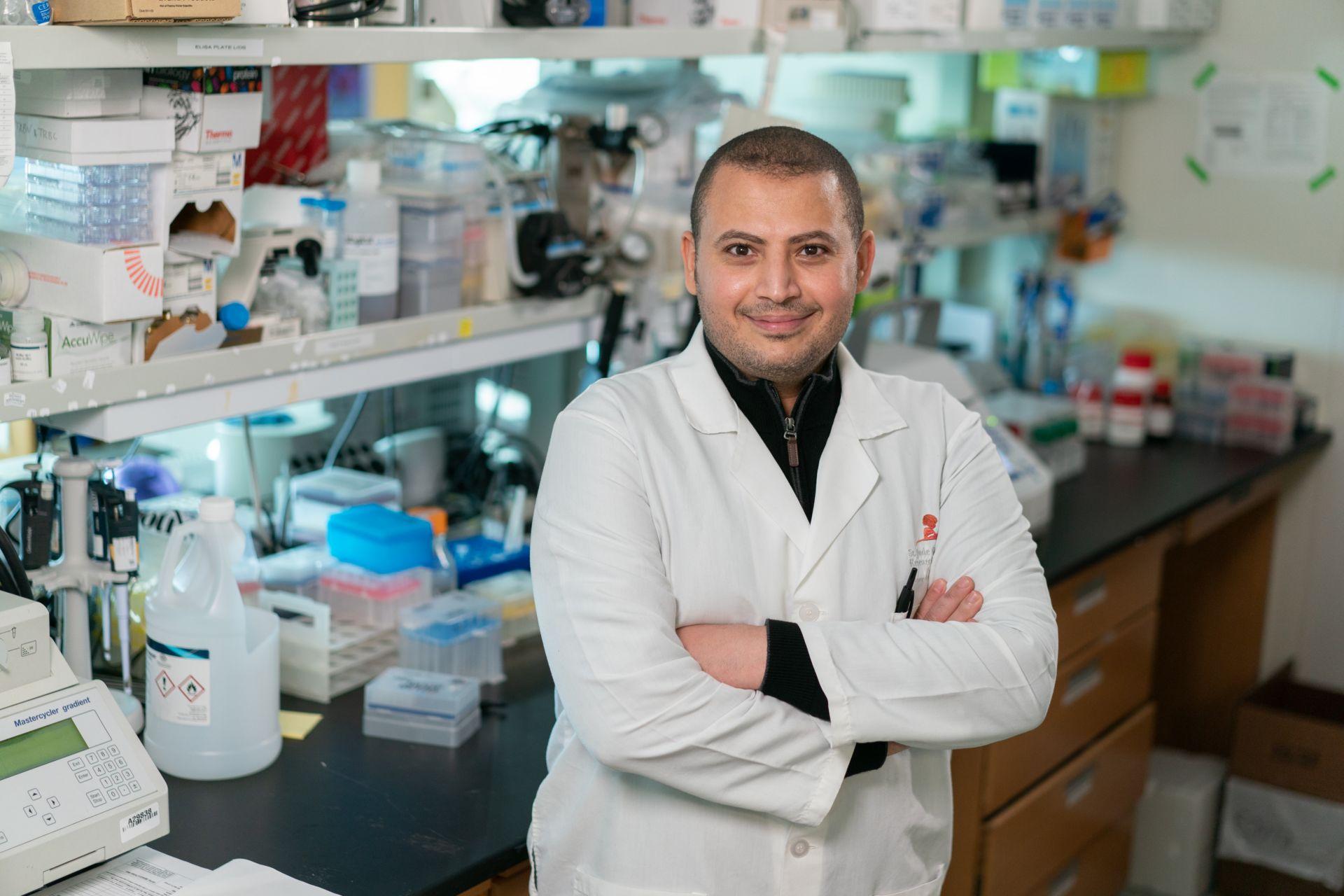 Mohamed Ghonim, PhD