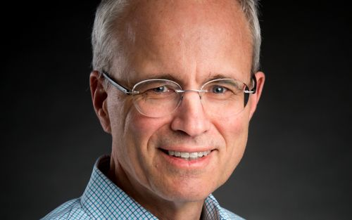 Portrait of Stephen Gottschalk