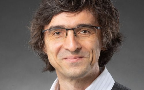 Portrait of Mario Halic