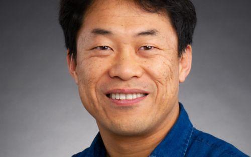 Portrait of Young-Goo Han